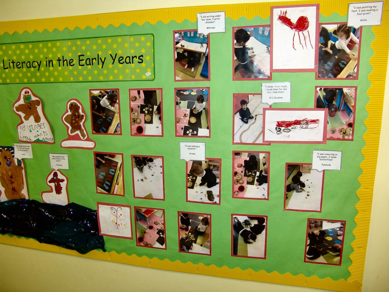 Early Years Literacy
